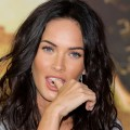 Megan Fox attends 'Transformers: Revenge of the Fallen' press conference at Kring on June 10, 2009 in Seoul