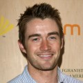 Robert Buckley smiles at the Palm Pre Luanch Event in Los Angeles (June 3, 2009)