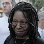 Whoopi Goldberg attends the press night of 'Sister Act: The Musical' at London Palladium on June 2, 2009