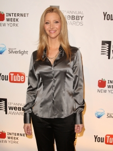 Lisa Kudrow hits the red carpet The 13th Annual Webby Awards at Cipriani Wall Street on June 8, 2009 in New York City