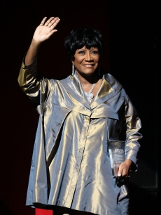 Music legend, Patti LaBelle appears onstage at the Apollo Theater 75th Anniversary Gala on June 8, 2009 in New York City