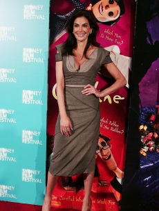 Teri Hatcher attends the Australian premiere of 'Coraline' as part of the Sydney Film Festival 2009 at Greater Union George Street on June 10, 2009 in Sydney