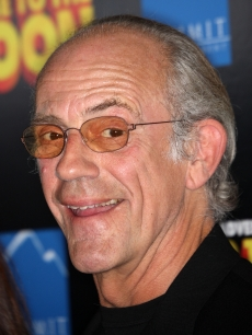 Christopher Lloyd attends the 'Fly Me To The Moon' film premiere at the Directors Guild of America on August 3, 2008 in Los Angeles