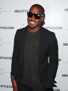 Kanye West attends Men.Style.Com's 3rd annual Women of Fashion event at The New York Palace Hotel on June 10, 2009