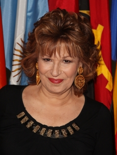 Joy Behar attends the 'Welcome To Gulu' exhibition opening at the United Nations on May 12, 2009 in New York City