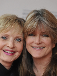 Brady Bunch alum,Florence Henderson and Susan Olsen arrive at the Television Academy's Diversity Committee's Second Annual LGBT Event on June 11, 2009 in North Hollywood