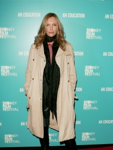 Toni Collette strikes a pose at the Sydney Film Festival Awards at the State Theater on June 14, 2009 in Sydney, Australia
