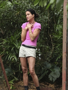 Janice Dickinson on NBC's 'I'm a Celebrity…Get Me Out of Here!'