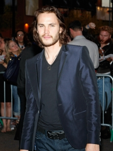 Taylor Kitsch arrives at the premiere of 'X-Men Origins: Wolverine' at the Harkins Theatres on April 27, 2009 in Tempe, Arizona