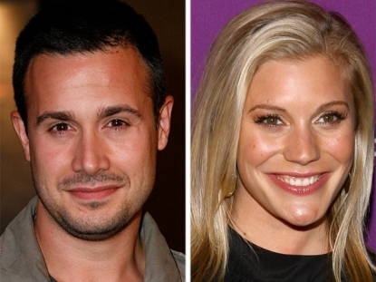 Freddie Prinze, Jr. and Katee Sackhoff