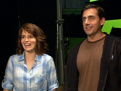 On The Set: Steve Carell &amp; Tina Fey&#8217;s &#8216;Date Night&#8217;