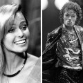 Fans Send Messages To Michael Jackson and Farrah Fawcett