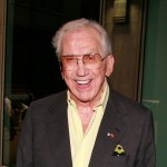 Ed McMahon is all smiles as he visits FOX's 'The Morning Show with Mike and Juliet' in New York City on October 16, 2008
