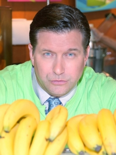 Stephen Baldwin attends the Planet Smoothie grand opening at Penn Station on May 18, 2009