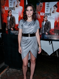 Sophia Bush attends &#8216;The Narrows&#8217; premiere party at Bottino, NYC, June 19, 2009
