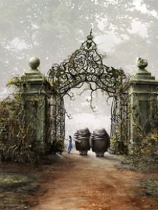 Imagination runs wild in Tim Burton's remake of 'Alice In Wonderland'