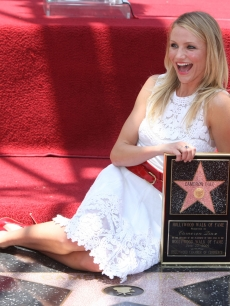 Cameron Diaz is all smiles at the ceremony honoring her with a star on The Hollywood Walk of Fame on June 22, 2009 in Hollywood