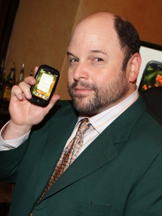 Jason Alexander attends the Palm Pre Launch Event to Benefit Iraq and Afghanistan Veterans of America held at Raleigh Studios in Los Angeles on June 3, 2009