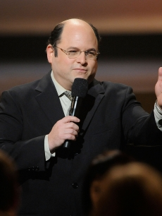 Host Jason Alexander speaks during VH1's 14th Annual Critics' Choice Awards held at the Santa Monica Civic Auditorium on January 8, 2009