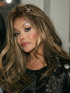 La Toya Jackson, May 31, 2006