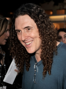 Weird Al Yankovic arrives at the premiere of 'I Love You, Man' in Westwood, California on March 17, 2009