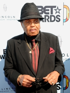 Joe Jackson arrives at the 2009 BET Awards held at the Shrine Auditorium in LA on June 28, 2009