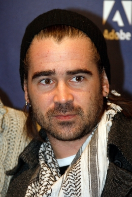 Colin Farrell speaks at the 'In Bruges' press conference during the 2008 Sundance Film Festival on January 18, 2008 in Park City, Utah