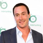 'American pie' star Chris Klein attends the Moods Of Norway flagship store launch in Beverly Hills on July 8, 2009