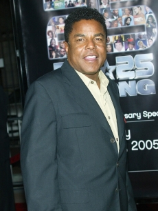 Tito Jackson attends the BET 25th Anniversary Show at the Shrine Auditorium in Los Angeles on October 26, 2005