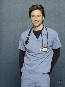 Zach Braff 'Scrubs'