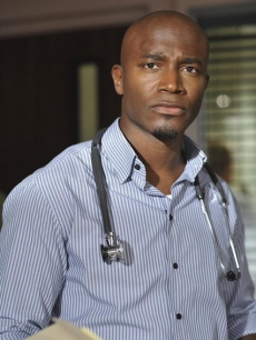 Taye Diggs &#8216;Private Practice&#8217;