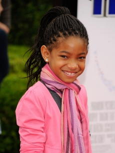 Willow Smith arrives at the premiere &#8216;Imagine That&#8217; in LA on June 6, 2009