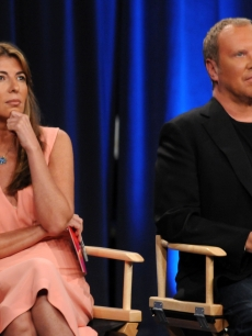 Judges Nina Garcia and Michael Kors on 'Project Runway' Season 6