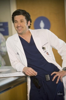 Patrick Dempsey &#8216;Grey&#8217;s Anatomy&#8217;