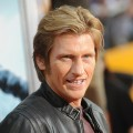Denis Leary smiles at the premiere of 'Harry Potter and the Half-Blood Prince' in New York City on July 9, 2009