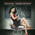 Megan Fox in the poster for 'Jennifer's Body'
