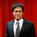 Rob Lowe poses during the 2009 ESPY Awards, July 15, 2009