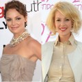 Katherine Heigl: from blond to brunette