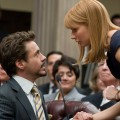 Robert Downey Jr. and Gwenyth Paltrow return to the big screen in &#8216;Iron Man 2&#8217;