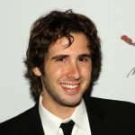 Josh Groban hits the red capret at the Mandela Day Gala Dinner in New York City on July 15, 2009