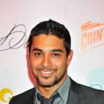Wilmer Valderrama arrives at Dita Von Teese's debut of the 'Cointreau Teese' in Hollywood on July 22, 2009