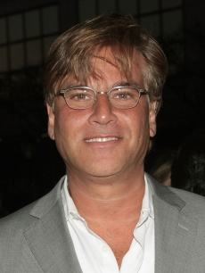 Writer-director Aaron Sorkin