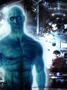 Billy Crudup as Dr. Manhattan in &#8216;Watchmen&#8217; (2009)