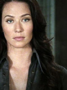 Lynn Collins as Silver Fox in 'X Men Origins Wolverine' (2009)