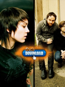 Tegan and Sara, and Death Cab For Cutie