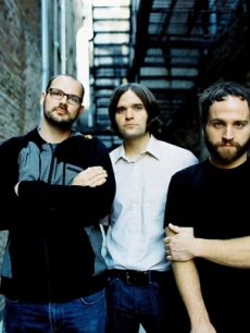 The men of Death Cab For Cutie step out in the city