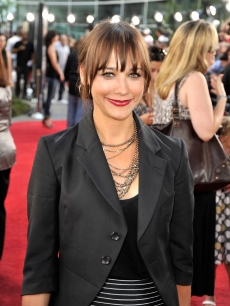Rashida Jones attends the premiere of Universal Pictures&#8217; &#8216;Funny People&#8217; held at ArcLight Cinemas Cinerama Dome, Los Angeles, July 20, 2009