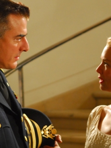 Renee Zellweger and Chris Noth in 'My One and Only'