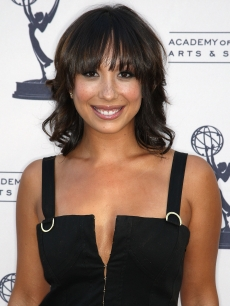 &#8216;Dancing with the Stars&#8217; champ Cheryl Burke hits the red carpet at the Academy of Television Arts &amp; Sciences&#8217; &#8216;TV Moves! 2 Live&#8217; in Los Angeles on July 21, 2009