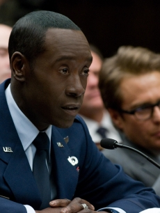 Don Cheadle as Col. James Rhodes in 'Iron Man 2'